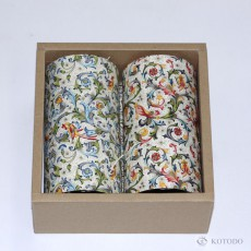 Florence Collection 7oz (200g) 2psc Canisters set