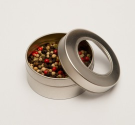 Pocket & Clear-Lid Canister