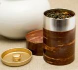 Sakura Tea Tin Canister